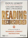 Reading Reconsidered A Practical Guide to Rigorous Literacy Instruction【電子書籍】 Doug Lemov