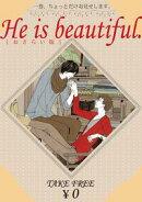 ��̵����He is beautiful.I [�����餤��]