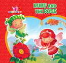 Colour Fairies - Ruby and the Rose
