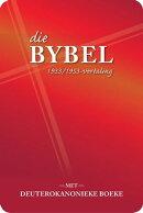 Die Bybel met Deuterokanonieke boeke (1933/1953-vertaling)