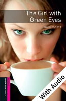 The Girl with Green Eyes - With Audio Starter Level Oxford Bookworms Library