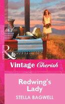 Redwing's Lady (Mills & Boon Vintage Cherish)