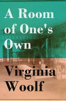 A Room of One's Own【電子書籍】[ Virginia Woolf ]