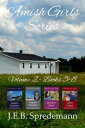 書, 雜誌, 漫畫 - Amish Girls Series - Volume 2 (Boxed Set - Books 5-8)【電子書籍】[ J.E.B. Spredemann ]