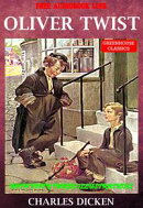 Oliver Twist (Complete & Illustrated)(Free Audio Book Link)