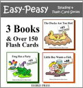 Collection 2 - 3 Easy Readers that are over 90 Sight Words (The Ducks are Too Hot, Frog Has a Party Little Boy Wants a Fish)A Sight Word Book for Kids【電子書籍】 Marie Cirano