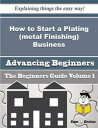 How to Start a Plating (metal Finishing) Business (Beginners Guide)How...
