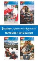 Harlequin American Romance November 2015 Box Set