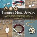 DIY Stamped Metal Jewelry
