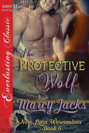 The Protective Wolf