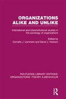 Organizations Alike and Unlike (RLE: Organizations)