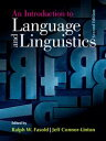 An Introduction to Language and Linguistics【電子書籍】