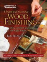 Understanding Wood Finishing HardcoverHow to Select and Apply the RIght Finish