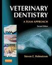Veterinary Dentistry: A Team Approach - E-Book【電子書籍】[ Steven E. Holmstrom, DVM ]