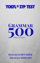 500: Grammar for the TOEFL��� ITP Test