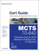 MCTS 70-642 Cert Guide
