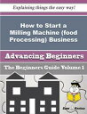 How to Start a Milling Machine (food Processing) B