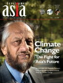 Development Asia��Climate Change: The Fight for Asia's Future
