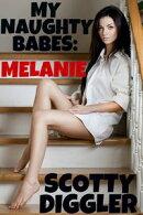 My Naughty Babes: Melanie