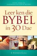Leer ken die Bybel in 30 dae