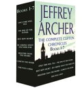 The Complete Clifton Chronicles, Books 1-7Only Time Will Tell, The Sins of the Father, Best Kept Secret, Be Careful What You Wish For, Mightier than the Sword, Cometh the Hour, This Was a Man【電子書籍】 Jeffrey Archer
