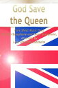 God Save the Queen Pure Sheet Music Duet for Alto Saxophone and Tenor Saxophone, Arranged by Lars Christian Lundholm���Żҽ��ҡ�[ Pure Sheet Music ]