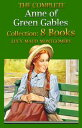 The Complete Anne of Green Gables Boxed Set ( Anne of Green Gables, Anne of Avonlea, Anne of the Island,Anne 039 s House of Dreams, Rainbow Valley,Rilla of Ingleside, Chronicles of Avonlea, Further Chronicles of Avonlea )【電子書籍】