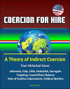 Coercion for Hire: A Theory of Indirect Coercion - Four Historical Cases, Indonesia, Italy, Chile, Hezbollah, Surrogate Targeting, Covert/Overt Balance, Role of Positive Inducements, Political Warfare【電子書籍】 Progressive Management
