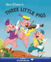 Disney Classic Stories: Three Little Pigs【電子書籍】[ Disney Book Group ]