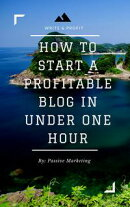 How To Start A Profitable Authority Blog In Under One Hour