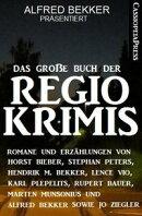 Das gro���e Buch der Regio-Krimis