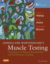 Daniels and Worthingham's Muscle TestingTechniques of Manual Examination and Per...