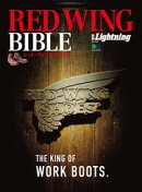 �̺�Lightning Vol.156 RED WING BIBLE