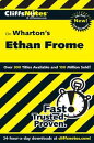 CliffsNotes on Wharton's Ethan Frome