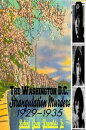 The Washington D.C. Strangulation Murders 1929-1935
