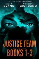 Justice Team Romantic Suspense Series Box Set (Vol. 1-2 plus bonus holiday novella)
