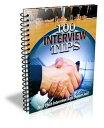 書, 雜誌, 漫畫 - 100 Interview Tips【電子書籍】[ Anonymous ]