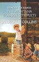 書, 雜誌, 漫畫 - Home on the Ranch: The Montana Cowboy's Triplets【電子書籍】[ Allison B. Collins ]