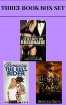 """(3 Book Box Set) """"Jet Set With the Billionaire"""" & """"Romancing The Bull Rider"""" & """"The Nurse And The Cowboy"""""""