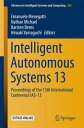 Intelligent Autonomous Systems 13Proceedings of the 13th International Conference IAS-13【電子書籍】