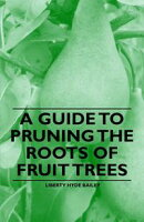 A Guide to Pruning the Roots of Fruit Trees