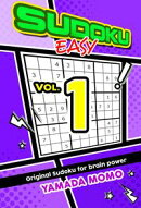 Sudoku Easy Original Sudoku for Brain Power Includes 300 Puzzles Easy Level