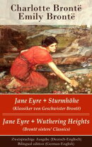 Jane Eyre + Sturmh���he (Klassiker von Geschwister Bront���) / Jane Eyre + Wuthering Heights (Bront��� sisters'��