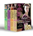 In the Tudor Court Collection: Ransom Bride / The Pirate's Willing Captive / One Night in Paradise / A Most ��