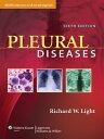 Pleural Diseases【電子書籍】[ Richard W. Light ]