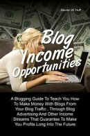 Blog Income Opportunities