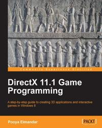DirectX 11.1 Game Programming【電子書籍】[ Pooya Eimandar ]