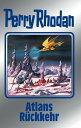書, 雜誌, 漫畫 - Perry Rhodan 124: Atlans R?ckkehr (Silberband)6. Band des Zyklus