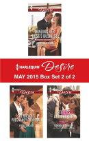 Harlequin Desire May 2015 - Box Set 2 of 2