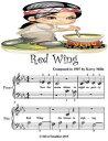 ショッピング Red Wing - Beginner Tots Piano Sheet Music【電子書籍】[ Silver Tonalities ]